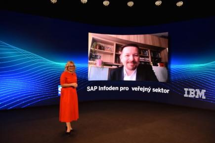 SAP Infoden pro veřejný sektor se zaměřil na občana, data a efektivitu
