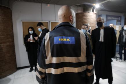 IKEA ve Francii musí zaplatit milion eur za špehování zaměstnanců, rozhodl soud