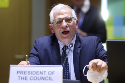Borrell: EU stojí jednotně a solidárně za ČR, společná reakce ale nebude