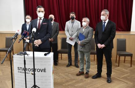 Obce z okolí Vrbětic zveřejnily Vrbětickou výzvu, požadují i odškodnění