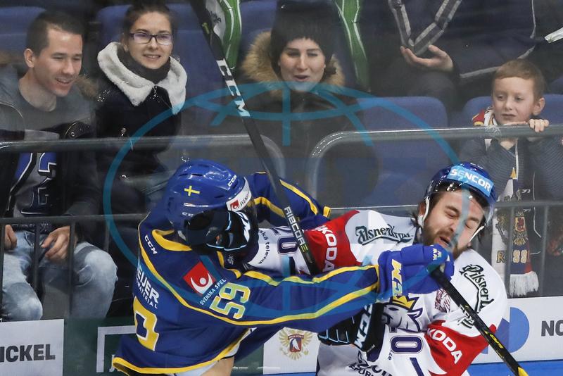 572f5f0f2a487 Hokejisté se s Channel One Cupem rozloučili prohrou se Švédy 2:3 ...