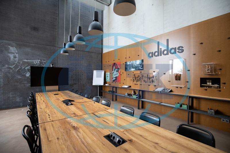 Adidas slaví 70. výročí, má novou centrálu za 350 milionů ...