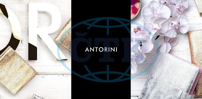 ČTK: ANTORINI vstupuje do prostředí módy - úspěchy slaví po celém světě