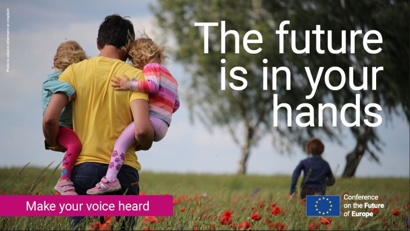 Konference o budoucnosti Evropy: živě zahájení ze Štrasburku