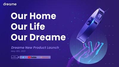 Značka Dreame představila 8. května v živé videoprezentaci nové chytré spotřebiče pro úklid domácnosti