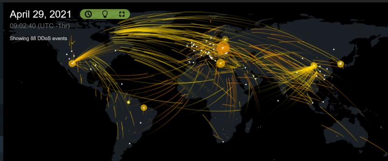 Bezprecedentnímu 20% nárůstu internetových útoků brání v době pandemie i efektivní AntiDDoS řešení