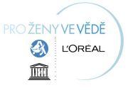 Logo projektu Pro ženy ve vědě