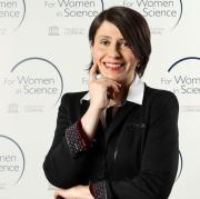 Laureátka Stipendia L´Oréal Pro ženy ve vědě 2013 RNDr. Dagmara Sirová, Ph.D.