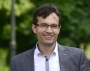 Bývalý šéf kabinetu premiéra Jiřího Rusnoka Karel Štogl (na snímku z 28. června 2013) je dalším kandidátem na prezidenta. Účast ve volbách na začátku roku 2018 potvrdil serveru Neovlivní.cz. Oficiální kampaň hodlá zahájit až v červnu.