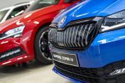 Automobilka Škoda Auto zahájila 18. září 2019 v závodě v Kvasinách na Rychnovsku sériovou výrobu modelu Superb iV s plug-in hybridním pohonem.