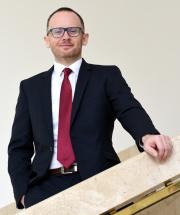 Generální ředitel státní pojišťovny EGAP Jan Procházka.