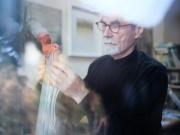Výtvarník Pavel Baxa.