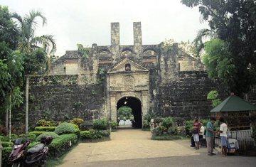 Pevnost San Pedro, Cebu