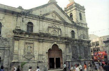 Basilica Minore del Santo Niňo, Cebu