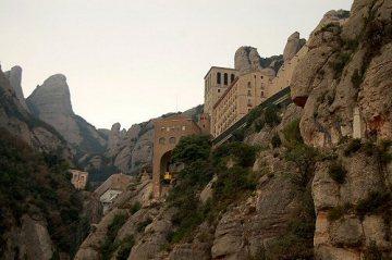 Klášter Montserrat