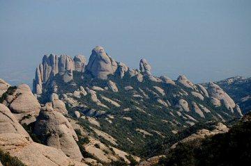 Pohoří Montserrat