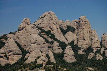 l´Elefant - Pohoří Montserrat