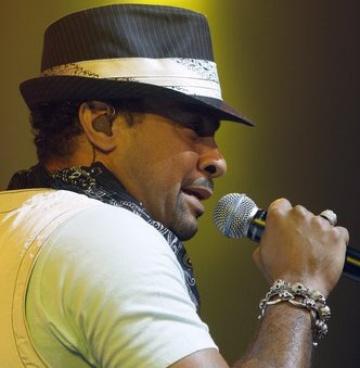 Jamajský zpěvák Shaggy