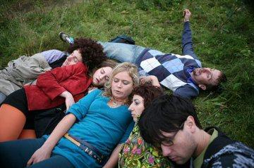 Zoufalci - foto z filmu.