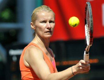 Bývalá česká tenistka Jana Novotná.