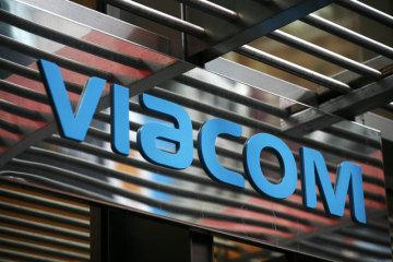 Logo mezinárodní mediální společnosti Viacom.