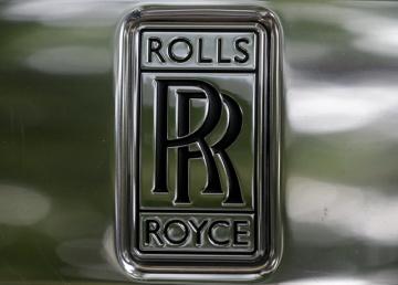 Znak Rolls-Royce.