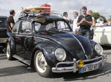 """Volkswagen """"Brouk""""."""