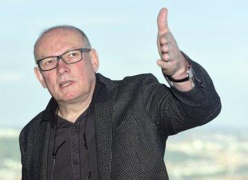 Architekt Josef Pleskot (na snímku z 22. dubna 2016).