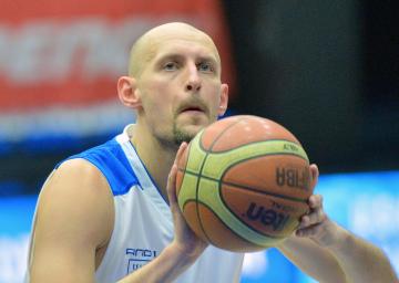 Bývalý basketbalový reprezentant Luboš Bartoň (na archivním snímku z 20. prosince 2012).