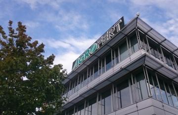 Sídlo společnosti Agrofert v Praze.
