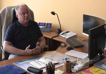 Odcházející ředitel Národní centrály proti organizovanému zločinu (NCOZ) Michal Mazánek poskytl 30. července 2018 v Praze rozhovor ČTK.