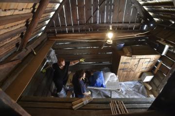 V rožnovském Valašském muzeu v přírodě začala 6. srpna 2018 termosanace Chalupy z Prlova. Jde o tepelné ošetření dřeva kvůli likvidaci dřevokazných škůdců.