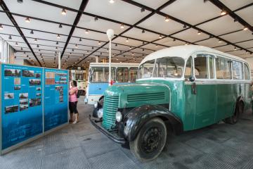 U příležitosti Dne evropského dědictví byla 8. září 2018 pro veřejnost poprvé přístupná nová expozice v Technické muzeum Liberec, která je zaměřená na veřejnou dopravu.