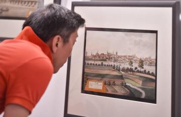 Galerie výtvarného umění Havlíčkův Brod zpřístupnila 8. září 2018 výstavu děl Jana Antonína Venuta, která poprvé v České republice představuje uměleckou tvorbu duchovního, malíře a sběratele, jehož dílo skončilo jako dar císaři Františku I. v Rakousku.