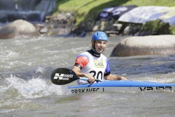 Český kajakář Jiří Prskavec obsadil 9. září 2018 ve finále ve španělském Seu d'Urgell třetí místo a stal se celkovým vítězem Světového poháru ve vodním slalomu.