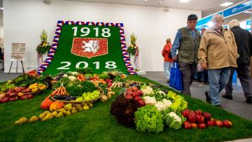 Zahrádkářský veletrh Zahrada Čech začal 14. září 2018 na výstavišti v Litoměřicích. Nabízí vše potřebné pro pěstitele, kutily, zahrádkáře i zahradníky. Doprovodný program je letos laděn v prvorepublikovém duchu.