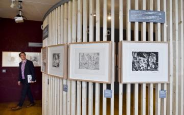 Pod názvem Vášeň a vina představilo 14. září 2018 pražské Muzeum Kampa rozsáhlý grafický cyklus slavného umělce Pabla Picassa.