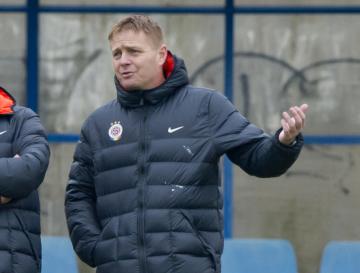 Fotbalový trenér Stanislav Hejkal (na snímku ze 14. března 2017).