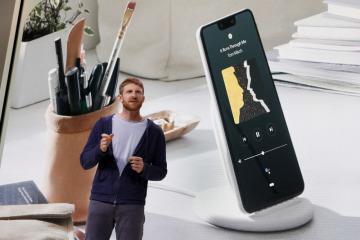 Americká společnost Google představila třetí generaci chytrých telefonů Pixel.
