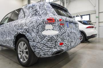 Společnost MBtech Bohemia, součást francouzské skupiny AKKA Technologies zaměřené hlavně na vývoj automobilových dílů i elektroniky, otevřela 24. října 2018 v Plzni novou halu na výrobu přípravků a testování vozidel. Testované vozy, které nejsou ještě ve výrobě, jsou důkladně maskovány.