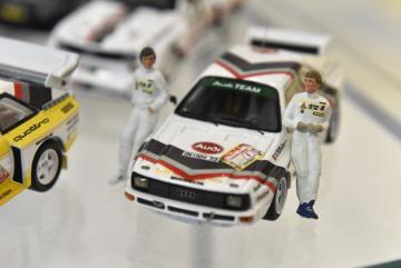 V Luhačovicích na Zlínsku zahájili 21. listopadu 2018 výstavu rallye modelů sběratele Oldřicha Bartoníčka, která mapuje historii a současnost soutěžních vozů Škoda a dalších značek. Výstava potrvá do 27. listopadu.