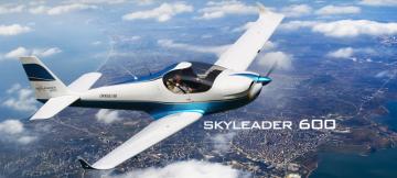 Letadlo  Skyleader 600