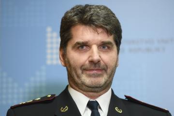 Novým policejním prezidentem bude Jan Švejdar (na snímku), dosavadní ředitel pardubické krajské policie.