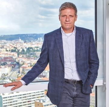 Český podnikatel Martin Wichterle – majitel předního světového výrobce průmyslových převodovek Wikov.