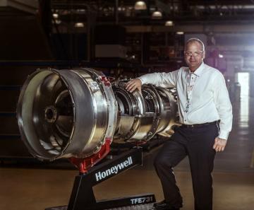 Martin Šebesta, generální ředitel společnosti Honeywell.