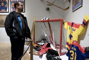 V Jihočeském muzeu v Českých Budějovicích začala 20. prosince 2018 výstava s názvem Hokej - budějcký fenomén. Připomíná 90. výročí vzniku českobudějovického hokejového klubu a potrvá do 30. dubna 2019.