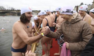 Dvaasedmdesátý ročník Memoriálu Alfreda Nikodéma v Praze se startem i cílem na severním cípu Slovanského ostrova přilákal 26. prosince 2018 rekordní počet otužilců. Zúčastnilo se ho 397 plavců, o 28 více než loni.