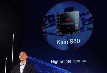 Čínská společnost Huawei Technologies představila nový procesorový čip.