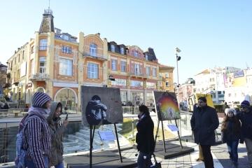 Bulharské město Plovdiv se oficiálně stalo Evropským hlavním městem kultury pro rok 2019.
