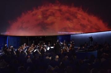Smyčcový koncert v sále planetária v Brně zakončil 10. března 2019 brněnskou část filmového festivalu Future Gate. Pod umělou oblohou se stylovými projekcemi vystoupili hudebníci z Pražského filmového orchestru. Festival Future Gate je zaměřený na filmy s vědeckofantastickou tematikou.